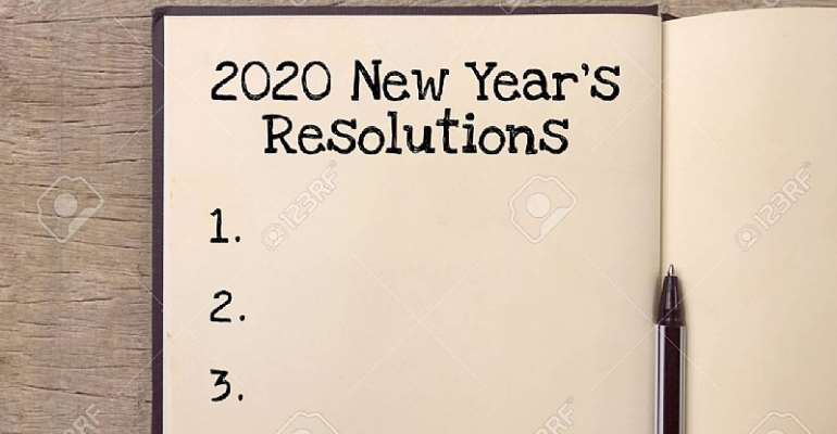 4 Habits That Can Make Your 2020 Resolutions A Reality