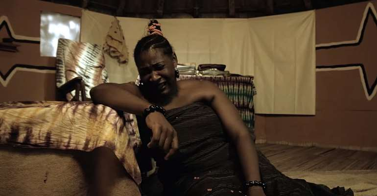Mercy Johnson releases trailer for 'The Legend of Inikpi' Movie to hit cinemas nationwide on January 24
