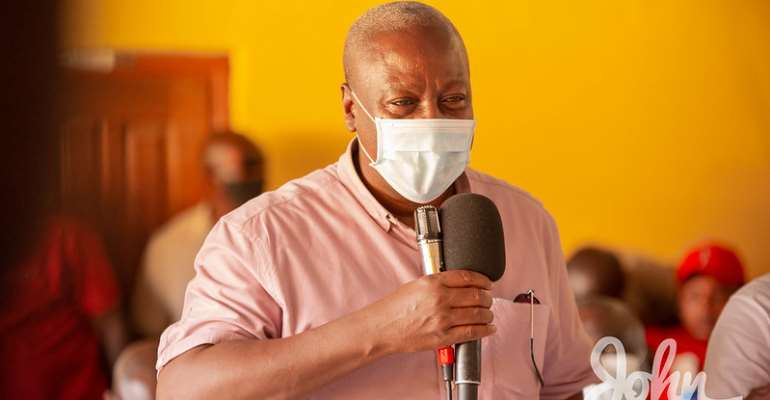 I'll Be A Better President In My Next Term – Mahama