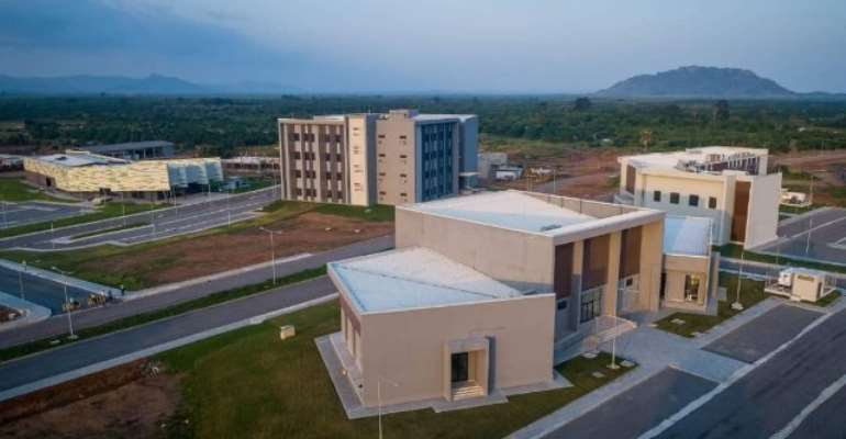 E/R: University Of Environment And Sustainable Development Ready For Admission
