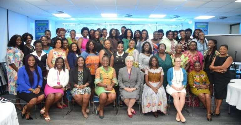 Stanchart, Mentoring Women Ghana Hold Mentor's Forum