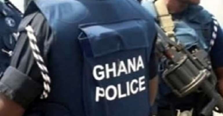Police Officer Interdicted After Shooting Kotoko Fan