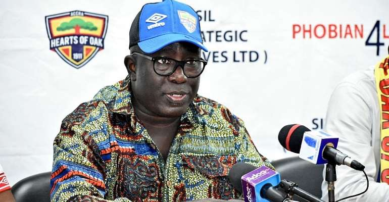 GHPL: We Will Work Hard To Achieve Our Targets - Hearts of Oak CEO