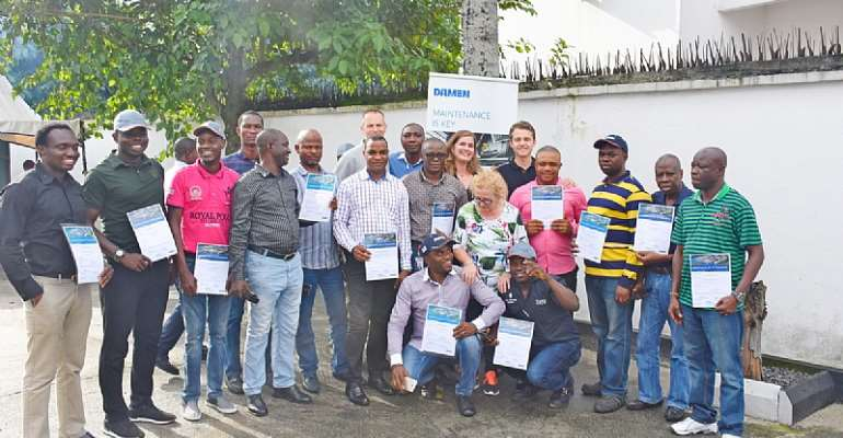 Damen To Hold More Technical Seminars In Nigeria