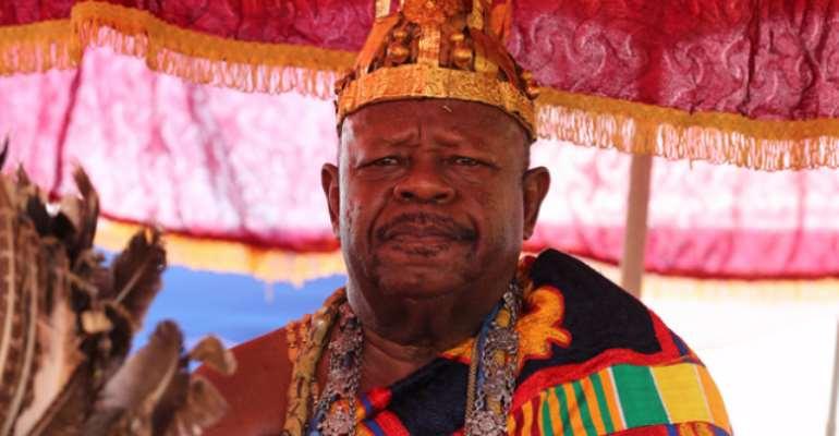 His Royal Majesty Nene Sackitey II