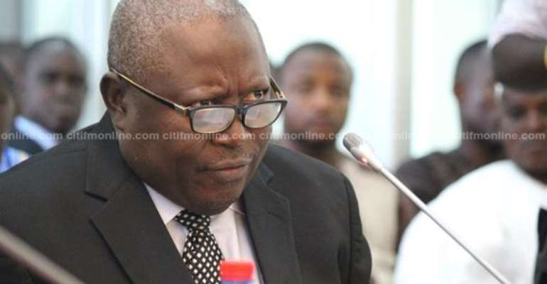 Feeling Disappointment in the Resignation of Hon. Martin Amidu as the Special Prosecutor