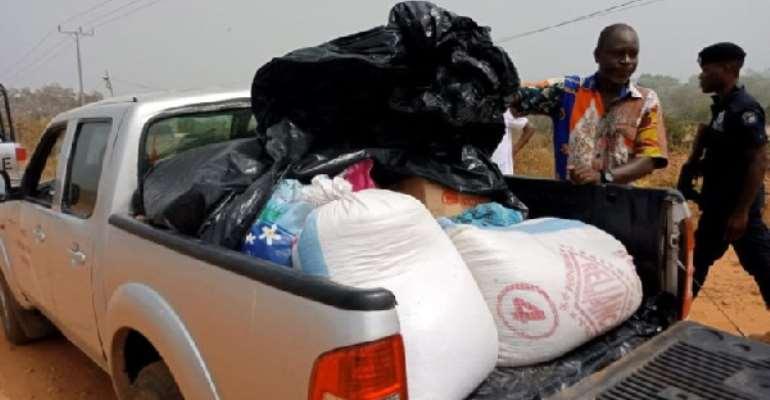 Police Grab Auditor, Peki SHS Bursar Over Alleged Bribe With SHS Foodstuff