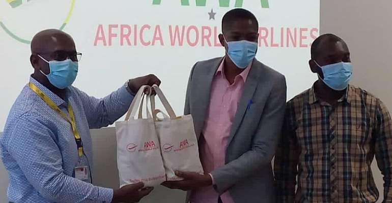Africa World Airlines partners Sekondi-Takoradi Marathon