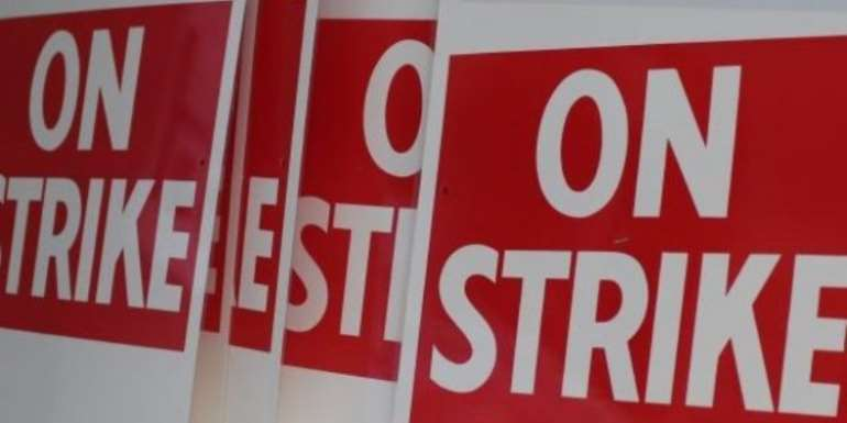 TUTAG Blast Accra Chapter, Says Strike Continues