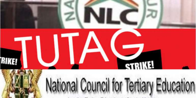 Know All About Gov't - TUTAG Fight