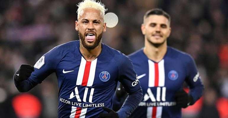 Ligue 1: Neymar Shines But PSG Held By Monaco In Thriller