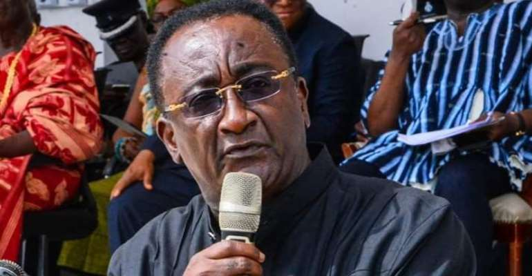 Afriyie Akoto has been an outstanding minister – Prez Akufo Addo