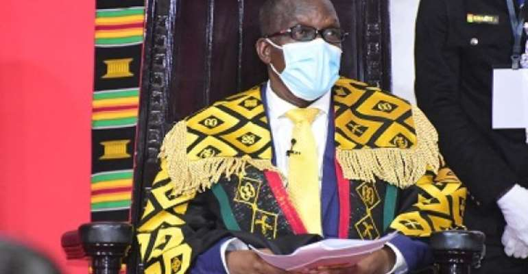 Speaker meets NDC, NPP leaders over chaos in Parliament
