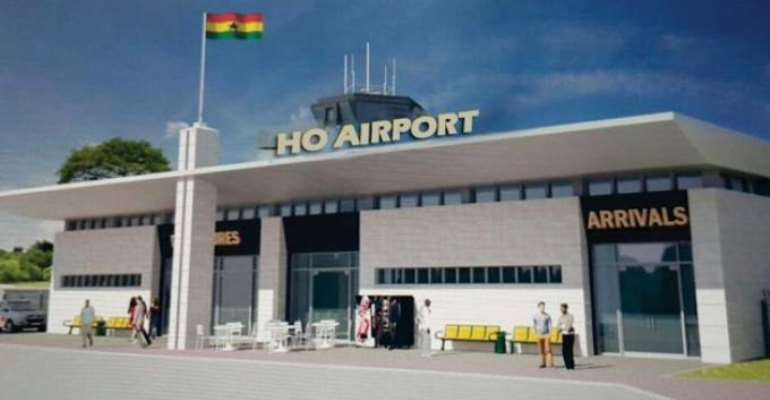 Workers Strike At Ho Airport Over Working Conditions