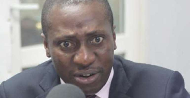 I Will Ensure The Right Things Are Done At UEW---Afenyo-Markin