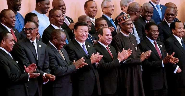 Forum On China-Africa Cooperation, Beijing, September 3-4, 2018
