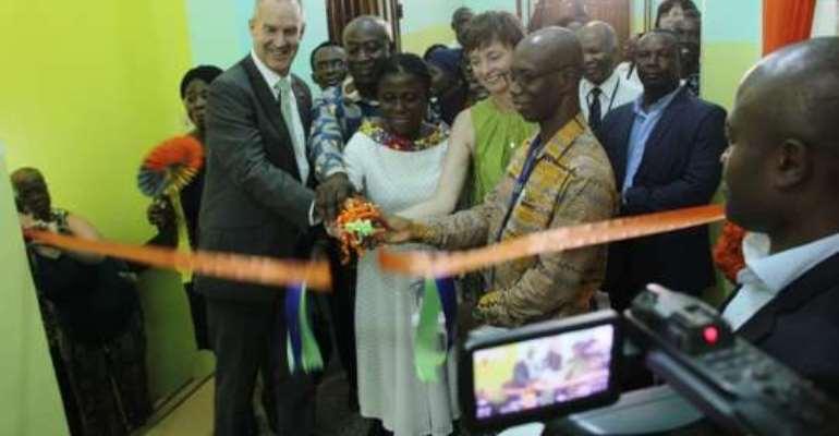 Korle Bu Gets Speech And Language Centre