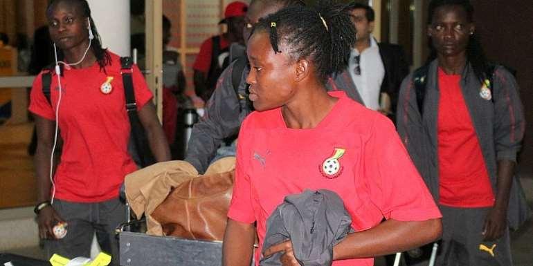 Black Queens Arrive In Nairobi For Pre-Tournament Friendly Against Kenya [VIDEO]
