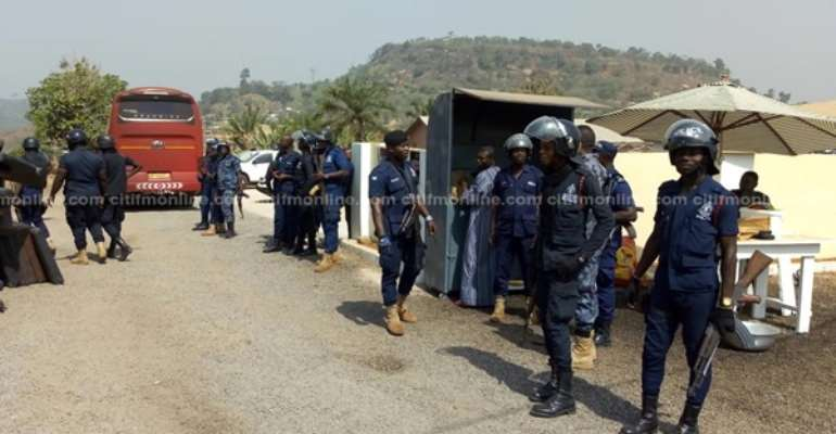 Are Ghana's Security Agencies Causing Insecurity to Ghanaians?