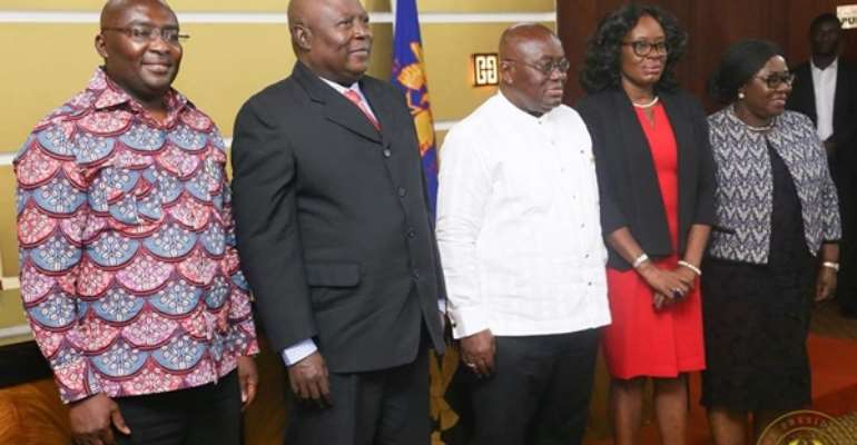 Special Prosecutor Resigns: Nana Addo Is The Cause