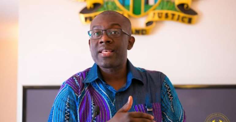 Information Minister, Kojo Oppong Nkrumah says government is committed to providing a nurturing environment for the growth and development of the private sector.
