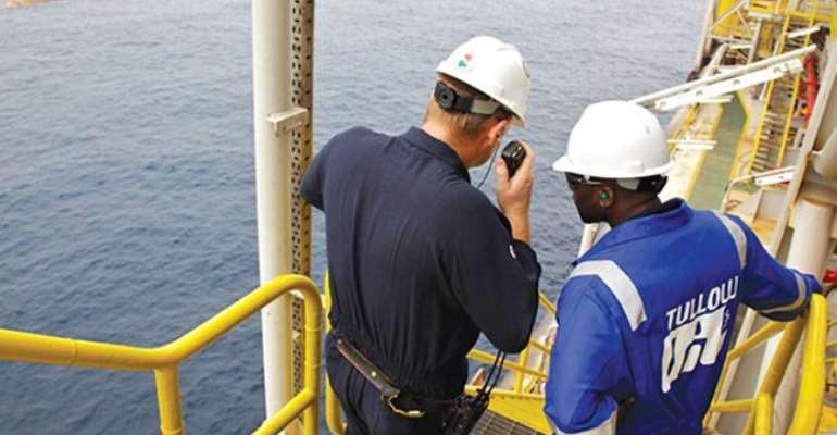 Tullow To Meet Gov't For New Oil Block