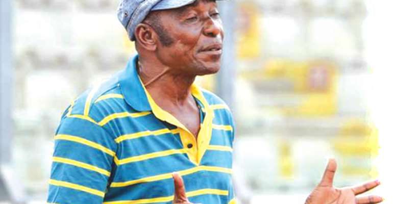Kotoko Don't Have Quality To Compete In Africa - JE Sarpong