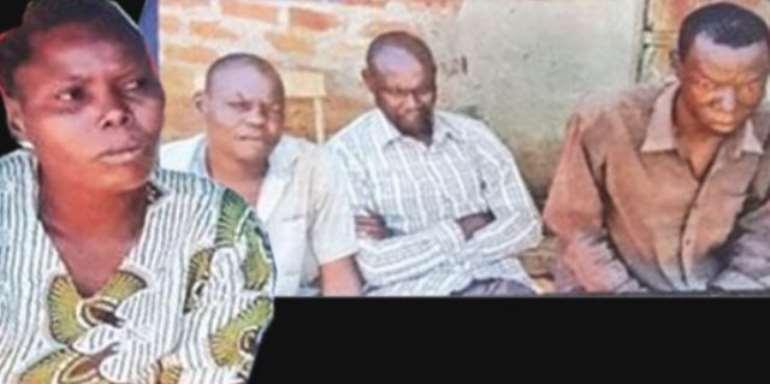Ugandan Woman Marries Three Husbands At Once