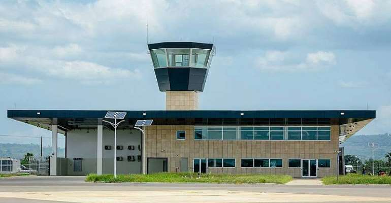 Gov't Won't Open Ho Airport Without Planes – Volta Regional Minister