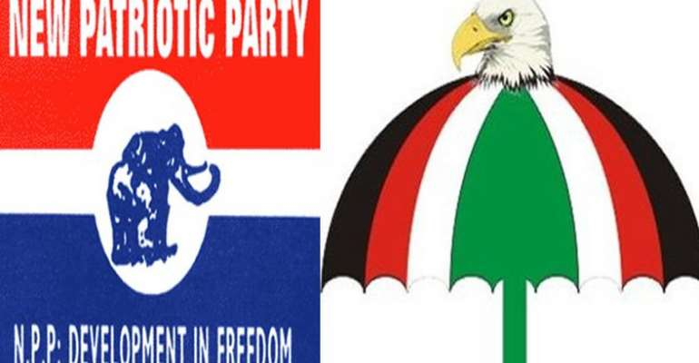 Beyond NDC And NPP