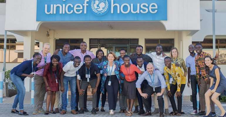 UNICEF Startup Lab Launched
