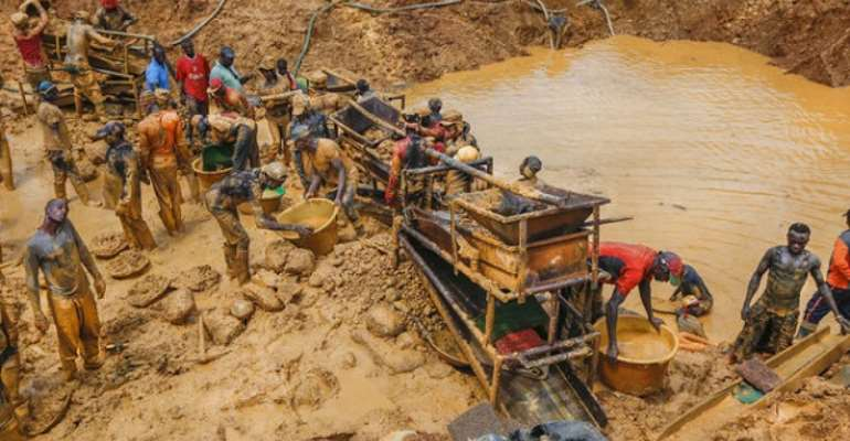 IMCIM Expose Impersonator Undermining Efforts Of Illegal Mining Task Force