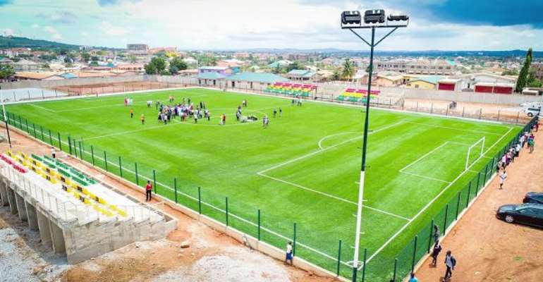 Refusal To Construct Astro-Turf Pitches Was Not Deliberate - StarTimes