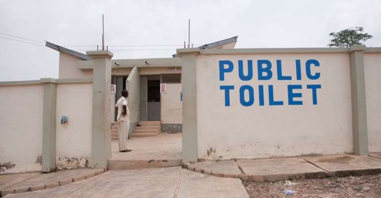 Kpando Assembly Asked To Relocate Public Toilet Over Health Issues