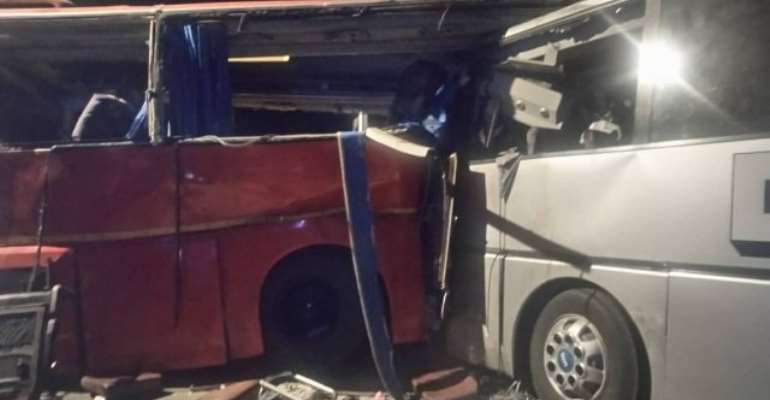 20 People Perish In Cape Coast -Takoradi Highway Car Crash
