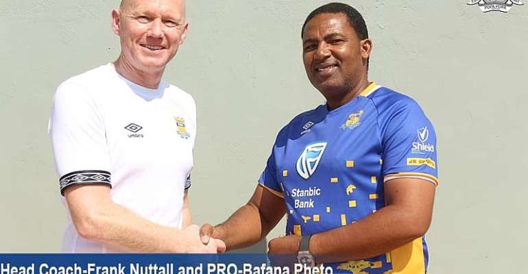 OFFICIAL: Township Rollers Gives Coaching Job To Ex-Hearts Manager Frank Nuttal