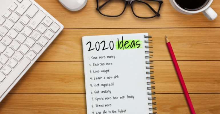 Financial Resolutions For 2020