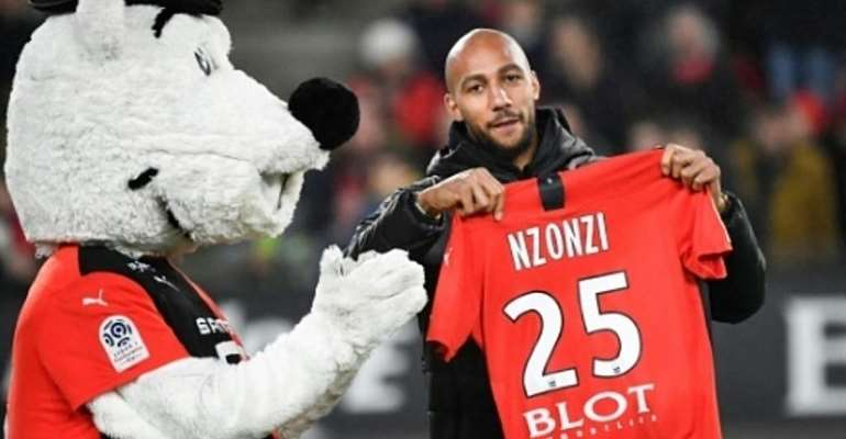 Champions League: Nzonzi urges Rennes teammates to chill and feel the thrill