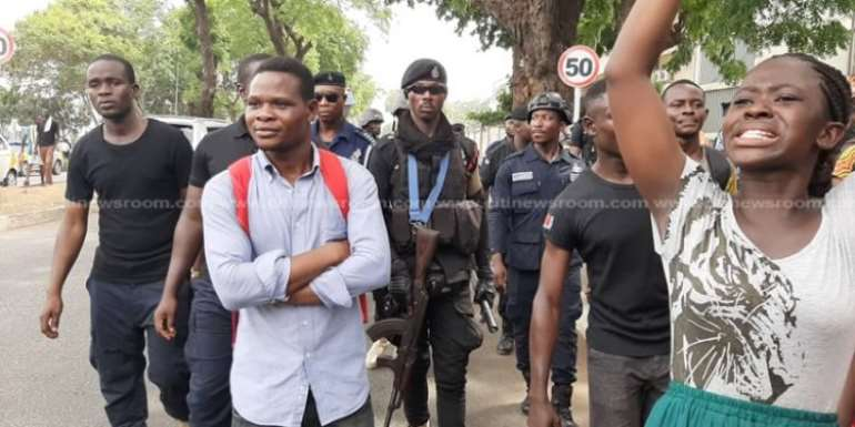 Arrested Unemployed Teachers To Face Court On January 15
