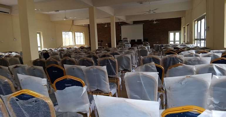 Lagos SCID To Commission 300-Seater Lecture Theatre, Office Complex
