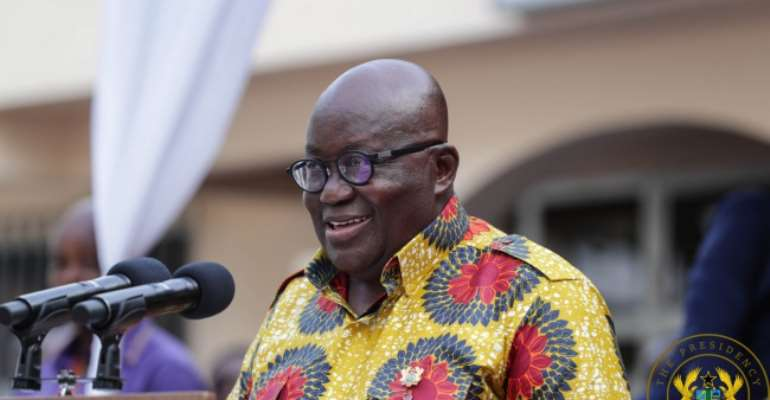 Akufo-Addo Happy There Was No Casualty At Tikusayi Demonstration