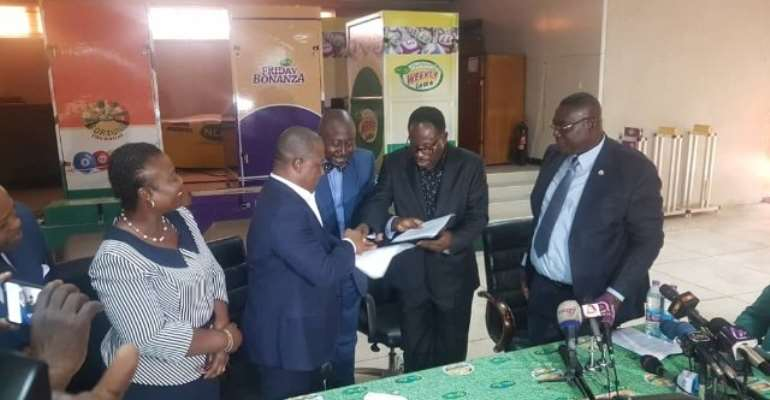 Regulate Us — Ghana Lotto Operators Association Tells NLA