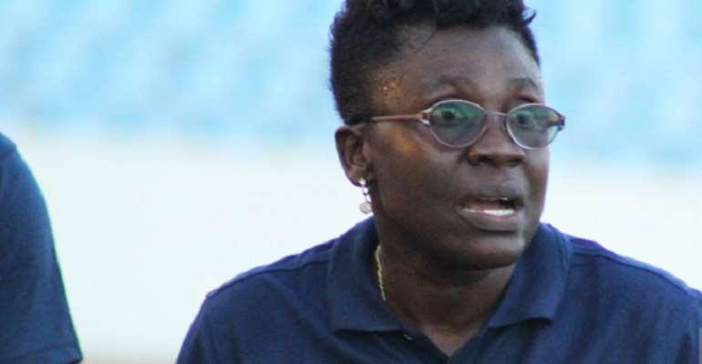 Mercy Tagoe Appointed As Black Queens Head Coach