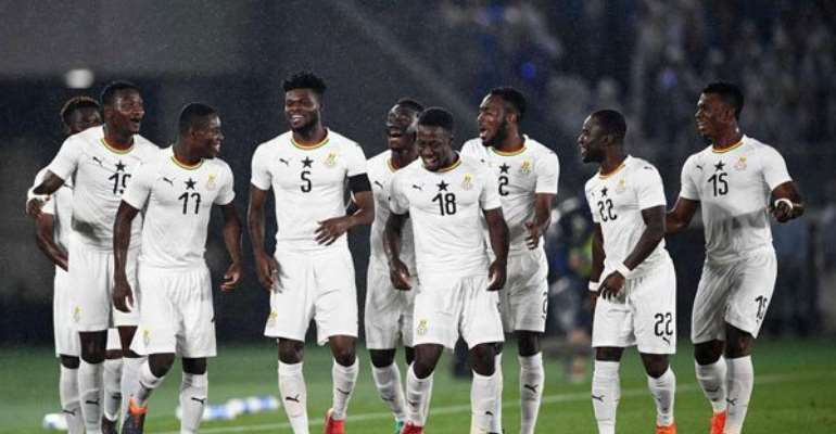 GFA Appoints Five-Man National Team's Review Committee