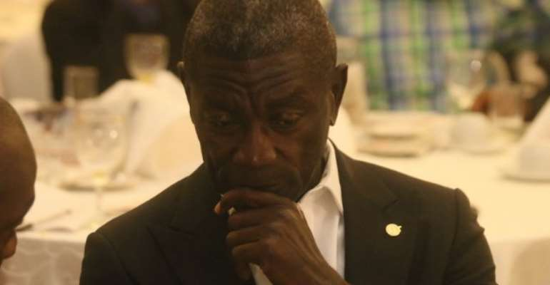 Founder of former UT Bank, Prince Kofi Amoabeng is also to deposit his passport and report to the investigative teams twice in a week.