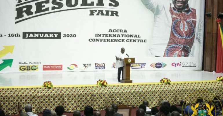 We Need Four More  To Do More - Akufo-Addo