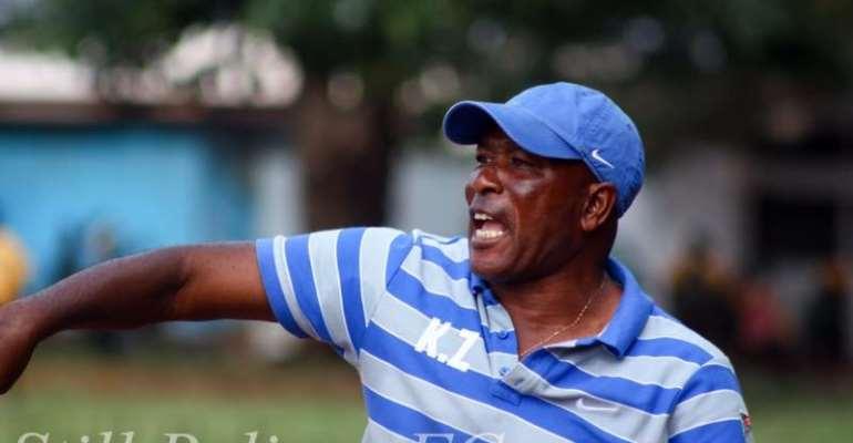 GFA Names Abdul Karim Zito As Black Satellites Head Coach