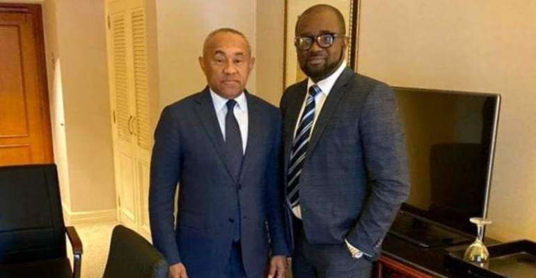 Kurt Okraku, Randy Abbey, Others Get Top CAF Appointment