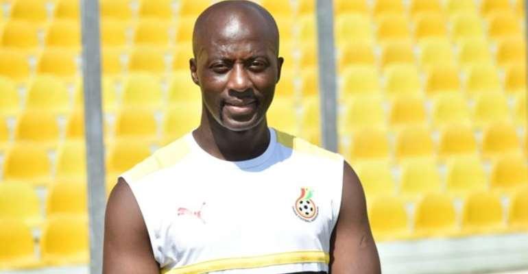 GFA Appoints Ibrahim Tanko As New Black Stars B Head Coach