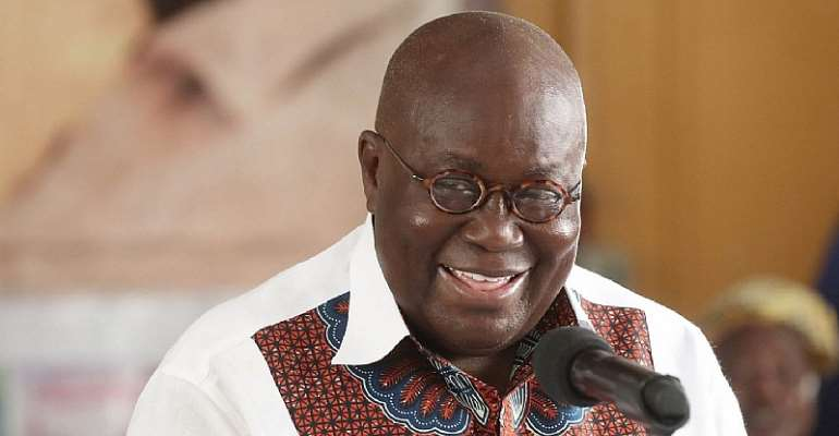 We Should Not Give Up; The Future Is Prosperous--Akufo-Addo